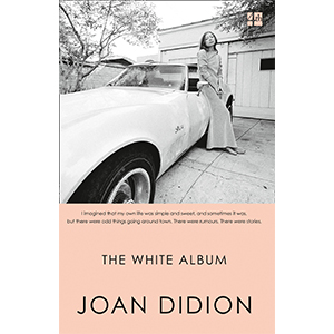 "joan didion essay holy water Years ago, i had read joan didion's essay, ""holy water,"" which describes in great detail the immense yet intricate infrastructure required to keep water in flow around the state of california occasionally, when i stood over sinks in california, the words ""drain quail"" would come into my head."